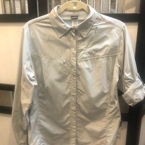 Patagonia river shirt size 12